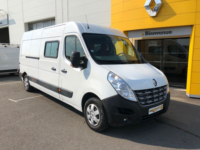 Renault Master L3H2 DCI 125 Grand Confort 5 Places
