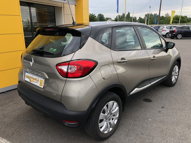 Renault Renault Captur  dCi 90 Energy Business S&S eco²