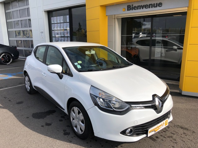Renault CLIO 4 societe AIR MEDIANAV