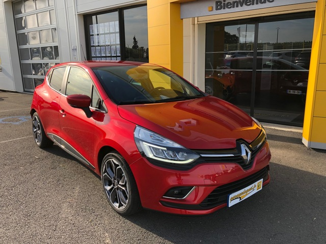 Renault Renault Clio IV TCe 90ch Intens 5p Ethanol E85