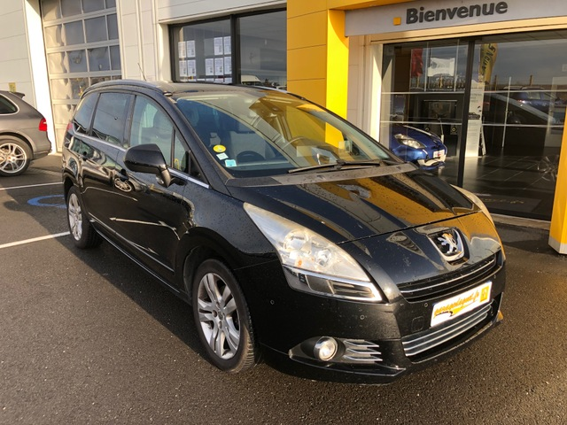 PEUGEOT 5008 PREMIUM PACK HDI 150 7 PLACES