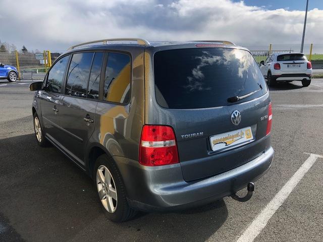 Volkswagen Volkswagen Touran  2.0 TDI 140 Sportline