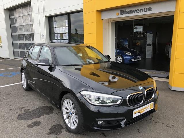 BMW SERIE 1 118D 150CH BVA8 LOUNGE