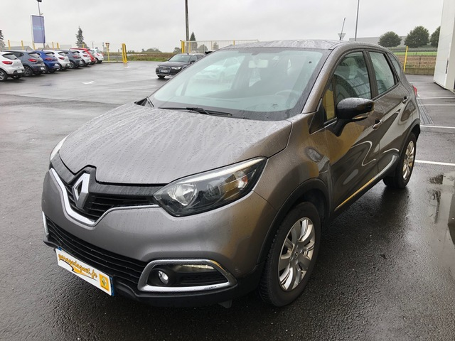 Renault Renault Captur dCi 90 E6 Energy Business eco²