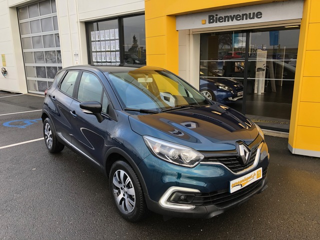 Renault Renault Captur BUSINESS TCE 90