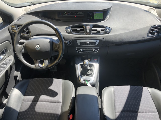 Renault RENAULT SCENIC 3 RENAULT SCENIC 3 DCI 110 BUSINESS